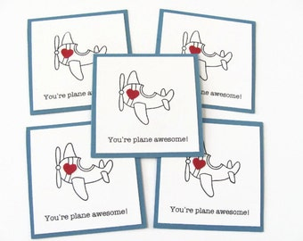 Airplane Valentines Day Cards, School Valentines, Kids Valentineu0027s Cards, Kids  Valentines, Valentines