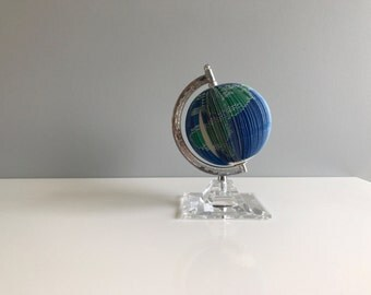 Globe Note Pad