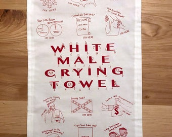 Crying Towel Etsy