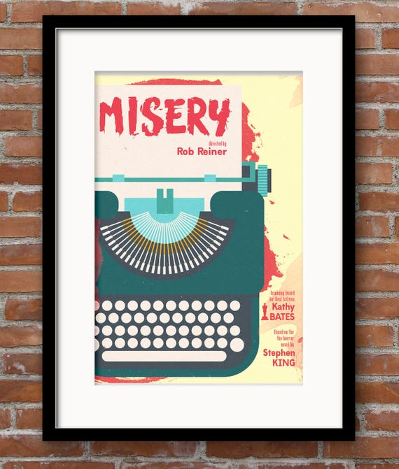 thesis statement for misery by stephen king The misery that is now upon us is but the passing of greed  if you'd like to support open culture and our mission,  stephen king chomsky.