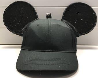 Interchangeable Mouse Ears Hat