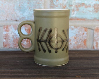 Vintage Jonas Roberts Aztec Mug