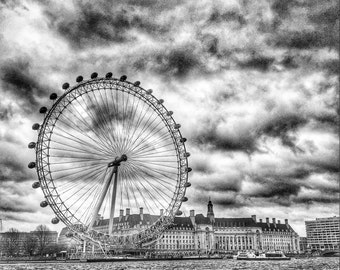 The London Eye (Limited Edition Print)