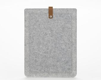MacBook Air Felt Case, MacBook Cover, MacBook Case, MacBook Leather Case, MacBook Air 13