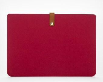 MacBook Case - MacBook Cover - MacBook Air 13 Sleeve - MacBook Air Felt Case