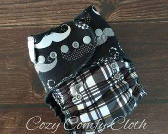 Petite Cloth diaper, Windpro Hybrid, Cloth Nappy, Cloth Diaper, One Size Diaper, Baby shower, Eco Friendly Cloth Diaper