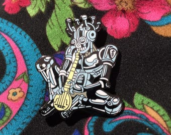 EMEK Holophonist Hat Pin (LAST ONE)