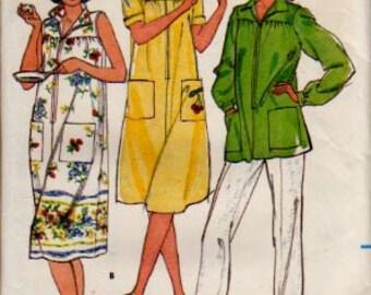 Butterick Pattern 3575 Misses Loungewear  UNCUT Size M-L-XL