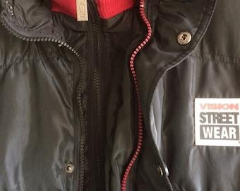 XL Vision Street wear body warmer, gilet