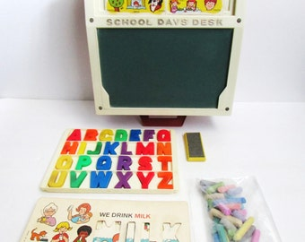 Fisher Price School Days Play Desk #176