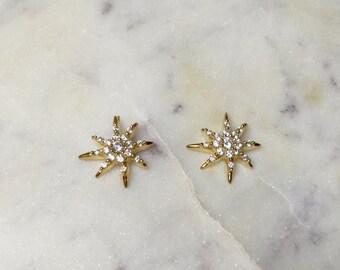 Joyeux Star Earrings