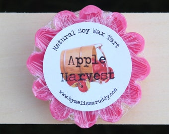 Apple Harvest Soy Wax Tart