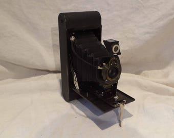 1920s Kodak No. 2-A Folding Autographic Camera - Vintage Photography Salvage