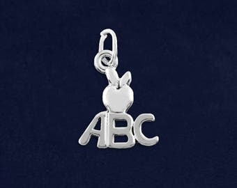 ABC Charm in a Bag (1 Charm - Retail) (RE-C-09-TS)