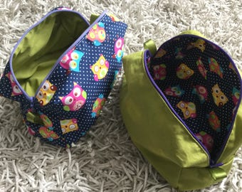 Handmade Toy Cosmetic Travel  Pouches Gift Set