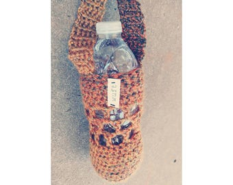 Carry cozy for your water bottle!