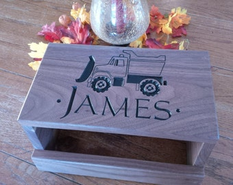 Personalized Child's Step Stool, Step Up To Be Tall.