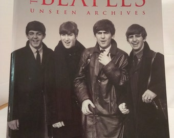The Beatles: Unseen Archives Hardcover – May, 2006