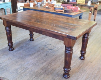 Farm Dining Table | In Stock Local Pickup Only