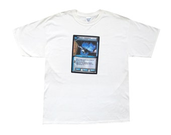 Vintage NWOT Star Trek Customizable Card Game T-Shirt
