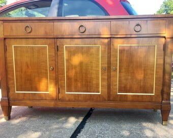 Kindel Furniture Buffet - Custom Lacquered - On hold for Stacy