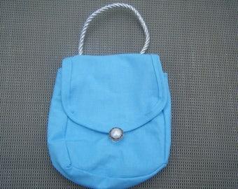 Linen Handbag