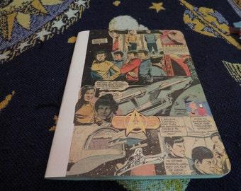 Star Trek: The Original Series Collage Composition Book
