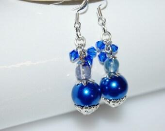 Earrings ear tunics violence watermelon earrings gemstone gemstone earrings 925 Silver ear hooks