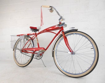 Ross Super Deluxe Vintage Bicycle (8552)JR