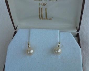 Pearl from Majorca Earrings for Hobe