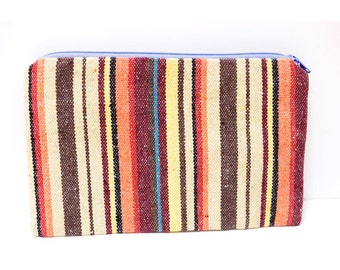 Ethnic pouch (0019) Hippie pouch Tribal pouch Pouch Ethnic Hippie Tribal Small pouch