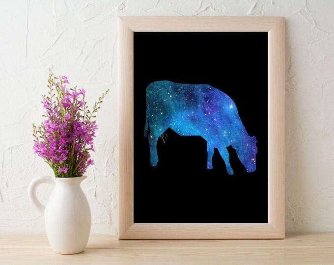 Featured listing image: CUSTOM Silhouette 8x10 Print
