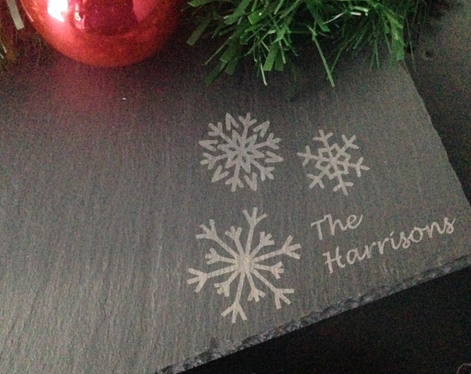 Personalized Slate Cheese Board-Realtor Closing Gift