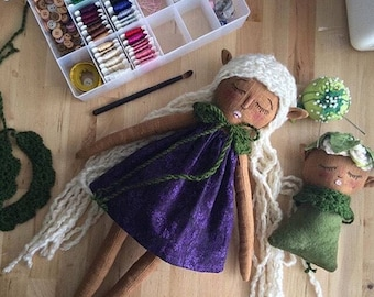 Custom Fairy Doll (Large)