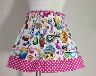 Shopkins Skirt