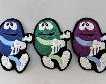 M&Ms Candy Patch