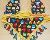 Emoji Smiley Face - Horse...