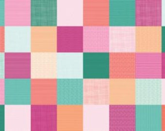 Spring Bunny Fun Yardage by Stacy Ies Hsu for Moda Fabrics. Multi 20541 11
