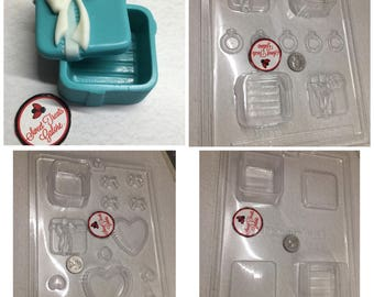 Chocolate box molds
