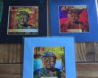 SALE!!! Buddha Prints