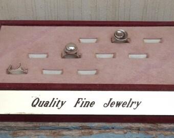 Vintage Ring Display Tray!