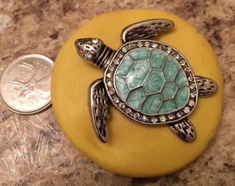 Large Turtle Mold Silicone