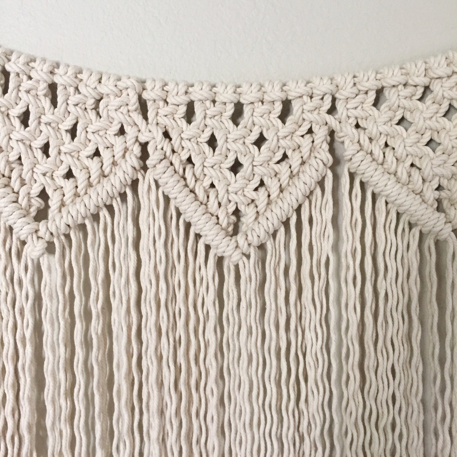 Macrame Patterns Macrame Pattern Large Macrame Wall