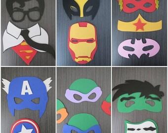 Props Super Heroes