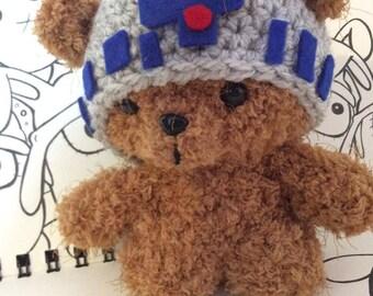 R2d2 scruffy Ted