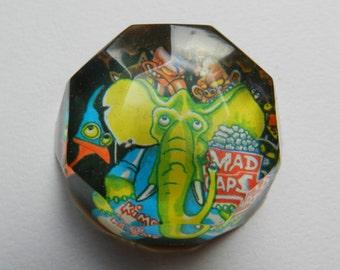 Pog Psycho Jumbo magnet