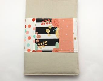 Mini Patchfolio - Quilted Mini Notepad Portfolio