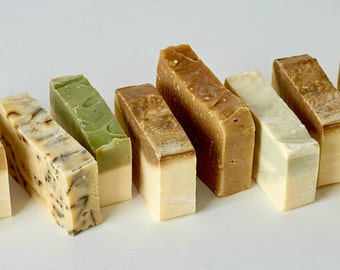 USDA Made with Organic Goat Milk Soap-Handmade