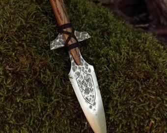 Gungnir. Odin's Spear pendant