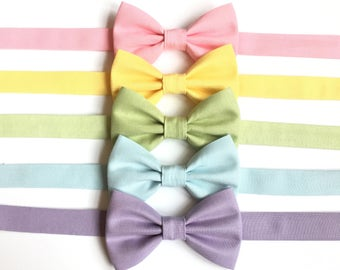 Easter Bow Ties - Bow Ties - Children's Bow Ties - Baby Bow Ties - Bow Tie for Baby - Bow Tie For Kids